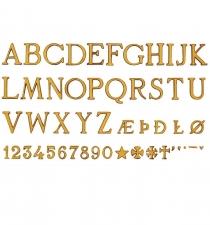 Antikva - kuld