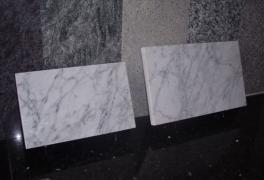 8. Bianco Carrara marmor